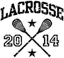 Lacrosse 2014 t-shirt