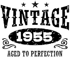 Vintage 1955 t-shirts