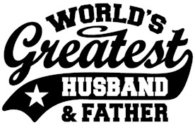 World's Greatest Husband and Father t-