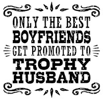 Funny Trophy Husband t-shirt