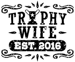 Trophy Wife Est. 2016 t-shirt