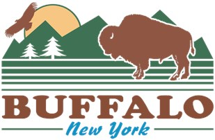 Buffalo New York t-shirts