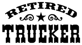Retired Trucker t-shirt
