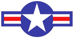 Air Force Star and Bars t-shirt
