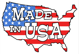 Made in USA Map t-shirt