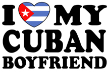 I Love My Cuban Boyfriend t-shirt