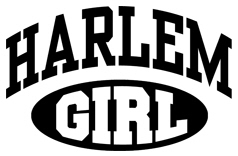 Harlem Girl t-shirt