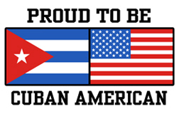 Proud To Be Cuban American t-shirts