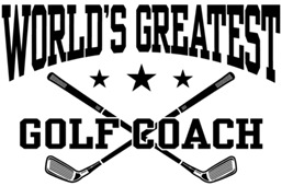 World's Greatest Golf Coach t-shirt