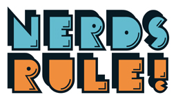 Nerds Rule! t-shirt