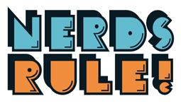 Nerds Rule! t-shirt