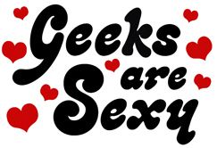 Geeks are Sexy t-shirt