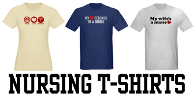 Nursing t-shirts