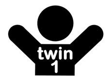 Twin 1