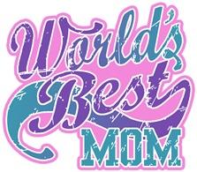 World's Best Mom t-shirt
