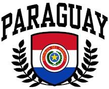 Paraguay t-shirts