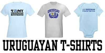 Uruguayan t-shirts