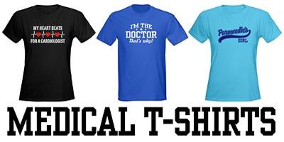 Medical t-shirts