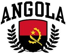 Angola t-shirts