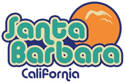 Santa Barbara California t-shirts