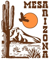 Mesa Arizona t-shirts