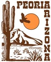Peoria Arizona t-shirts