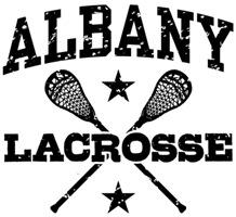 Albany Lacrosse t-shirts