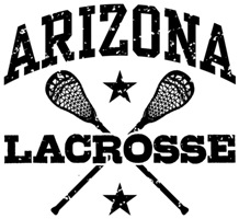 Arizona Lacrosse t-shirts