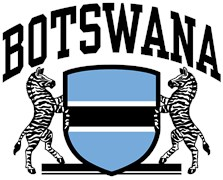 Botswana t-shirts