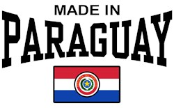 Made In Paraguay t-shirts