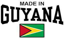 Made In Guyana t-shirts