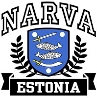 Narva Estonia t-shirts