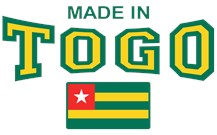 Made In Togo t-shirts