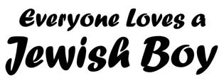 Everyone Loves a Jewish Boy t-shirt