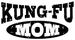 Kung Fu Mom t-shirt