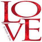 Love - John 3:16