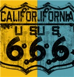 California Route 666