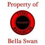 Property of Bella Swan