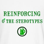 St Pat's Sterotype