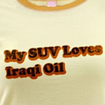SUV Loves Iraqi Oil