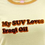 SUV Loves Iraqi Oil