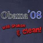 Obama Well Spoken & Clean