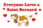Everyone Loves A St Bernard