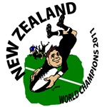 New Zealand World Champions