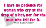 No Crying Quote T-Shirts and Gifts
