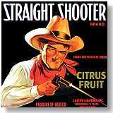 Straight Shooter Brand