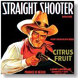 Straight Shooter Brand