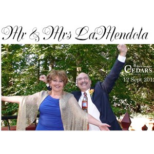LaMendola Wedding - Sept 12