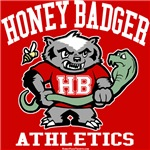 TEAM HONEY BADGER!