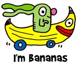 I'm bananas